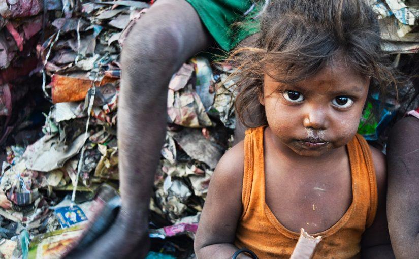 越來越多的慈善機構開始關注非洲兒童